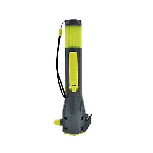 Ronda Flashlight torch,XLN 703B 6-in-1 Outdoor Hand-held Flashlight waterproof Portable for Home, Garage, Camping, Emergency. by Ronda