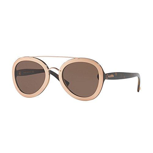 Valentino Sonnenbrille (VA4014) Rose Gold