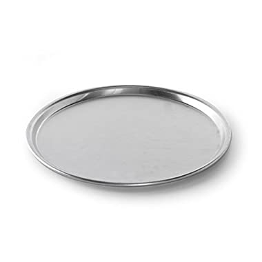 Nordic Ware Natural Aluminum Commercial Traditional Pizza Pan