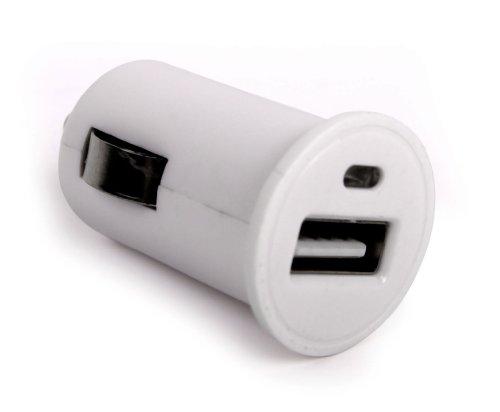 Für Ihre AUKEY EP-B4-G Bluetooth, EP-B4-S | AUVI QY19 Bluetooth Kopfhörer: 1 Amp Standard-USB Ladegerät für den Zigarettenanzünder im Auto | PKW | LKW, perfekt für unterwegs