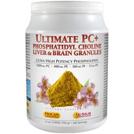 Ultimate PC + Phosphatidyl Choline Liver & Brain Granules