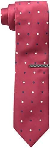 Nick Graham Men's Two Color Dot Tie