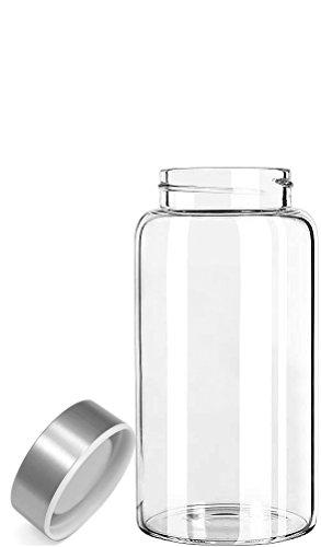 Kablo Glass Water Bottle Borosilicate product image