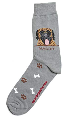 Mastiff Men Socks
