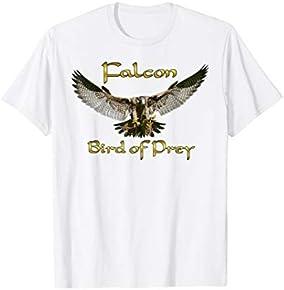 Falcon T-Shirt Birds of Prey T-shirt