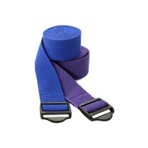 Amazon.com: 6 Yoga Strap - Navy Blue: Health & Personal Care