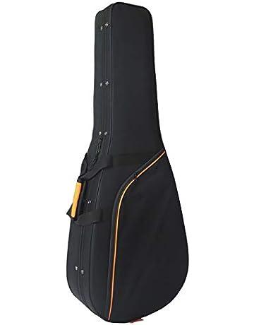 Estuche de Foam para Guitarra Clásica marca CIBELES - Negro ...