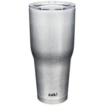 Amazon Com Zak Designs Stainless Steel Vacuum Insulated