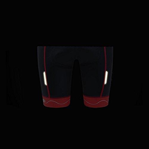 NOOYME (Cycling Season Deal) Padded Bike Shorts Women 3D Padding Bicycle Womens Cycling Shorts (Black, Medium) by NOOYME (Image #4)