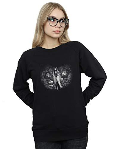 shirt Cult Noir Femme Triangle Corpse Love Absolute Bride Sweat T0xd8wq