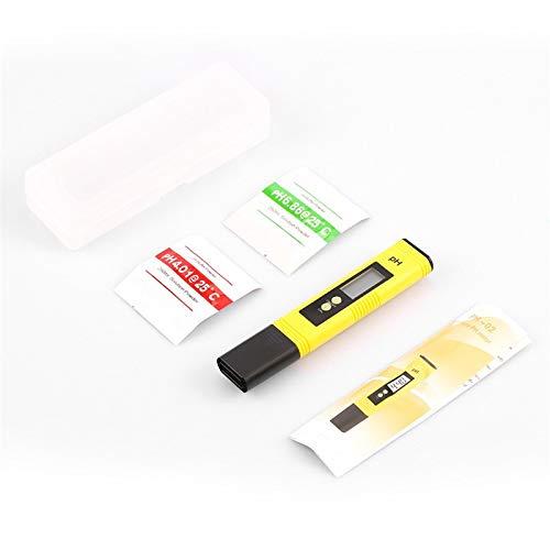 Suitcase - 2019 Auto Calibration Mini Digital Pocket Pen Type Ph Meter Multimeter Tester Hydro - Parts Case Storage Organizer Bins Tool Direct Tray