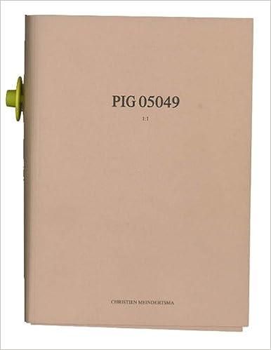Christien Meindertsma PIG 05049
