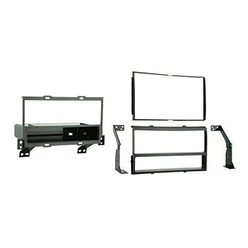 Metra 99-7422 Single DIN/Double DIN Installation Kit for 2007 Nissan Sentra (Black)