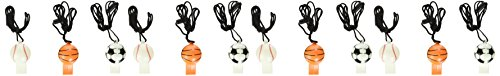 UPC 885941020641, Sports Ball Whistles (12 per package)