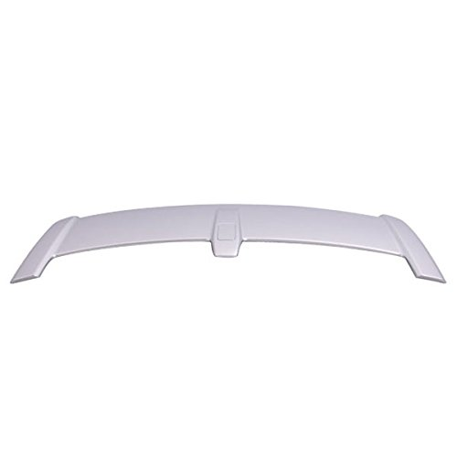 Pre-painted Trunk Spoiler Fits 2007-2011 HONDA CRV | Factory Style ABS Painted Alabaster Silver Metallic Rear Deck Lip Wing Bodykits by IKON MOTORSPORTS | 2008 2009 2010
