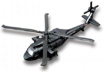 Fresh Metal Tailwinds UH-60A Black Hawk Helicopter 1:87 Scal