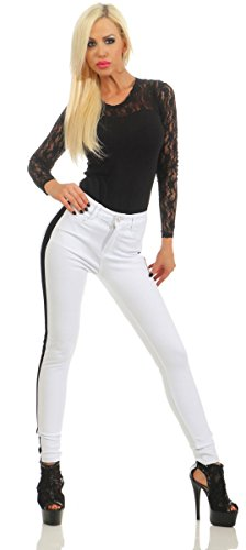 Fashion4Young Jeans - Jeans - Femme Wei?