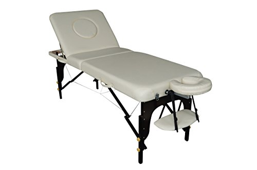 Polironeshop zar lettino portatile pieghevole per massaggi robusto