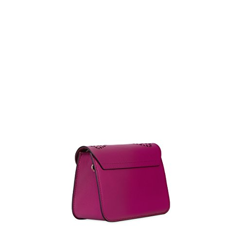 Liu Jo Manhattan block hand bag multicolor