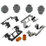 Carlson Quality Brake Parts H5609Q Disc Brake Hardware Kit