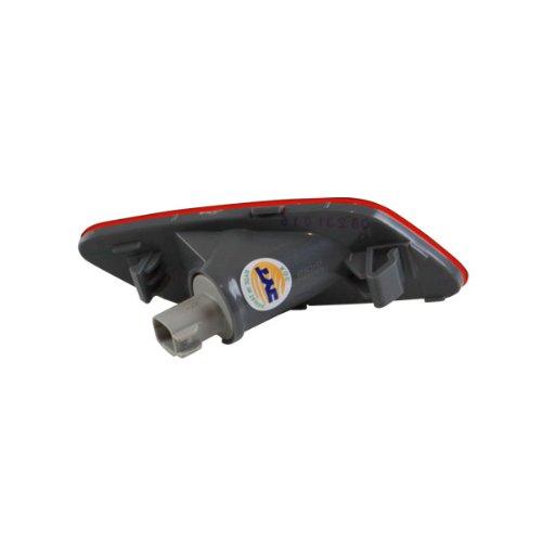 TYC 17-5262-00 Saturn VUE Replacement Rear Driver Side Reflex Reflector Genera Corporation