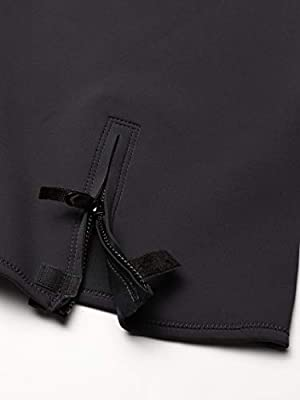 RVCA Mens Long Sleeve Back Zip Wetsuit Jacket Rashguard RVCA Young Men/'s