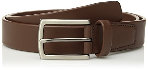 Perry Ellis Men's Perry Ellis Men's Tubular Belt Accessory, -brown, 34