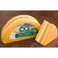 Wensleydale Creamery Shires of England Half Wheel Cheese, 3 Pound - 2 per case. by Anco Fine Foods (Image #1)
