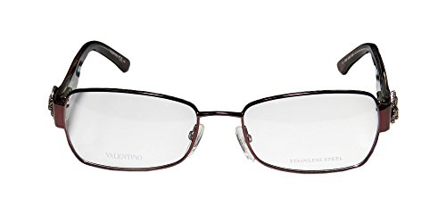 valentino-5731-womens-ladies-designer-full-rim-eyeglasses-spectacles-53-17-130-brown