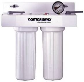 Everpure Costguard Ev9100-12 Cgs-12 10 Dual System 1//2 Fpt Does Not Include Filters.