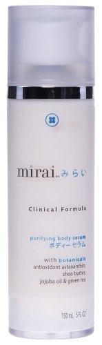 Mirai Sérum Purifiant Corps avec astaxanthine (20% de réduction avec une Purifiant & désodorisant Body Wash Par Mirai clinique)
