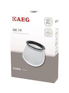 Aeg GR 19, 3 Originale Filtersäckchen, passend für Liliput/Junior AG1411, AG1412