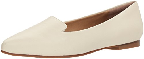 Trotters Women's Harlowe Pointed Toe Flat Off White qFFfqZjetw