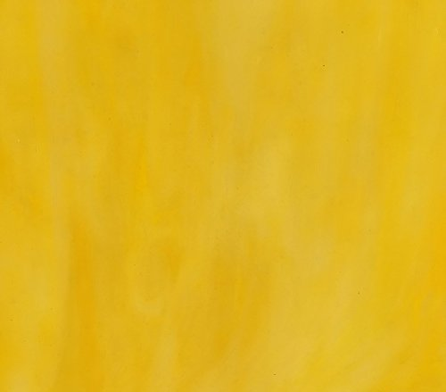 - Wissmach Glass Sheet : Yellow Stained Glass Sheet