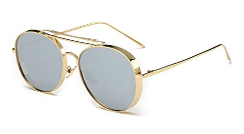 GAMT Polarized Aviator Sunglasses Mirrored product image