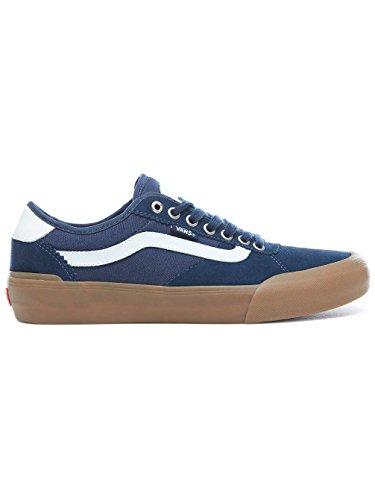 Vans Chima Pro 2 Navy/Gum/White Shoe VA3MTI4MX Navy/Gum/White 1VBdetXGe