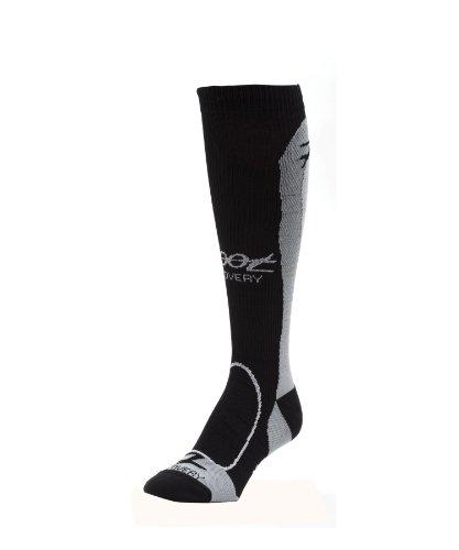 Zoot Women's Ultra COMPRESSRX Recovery W Sock Black 2