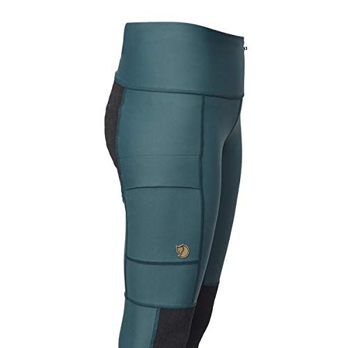 Fj¿llr¿ven Women's Abisko Trek Tights Glacier Green Small R by Fj¿llr¿ven (Image #1)