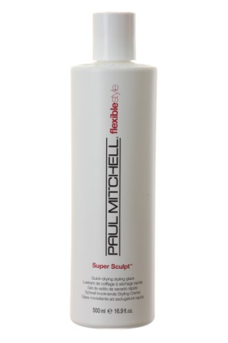 Super Sculpt Styling Glaze - Paul Mitchell Flexible Style Super Sculpt Styling Glaze, 16.9-Ounce Bottle (Packaging may vary)