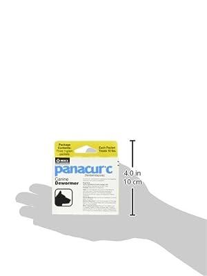 Panacur Canine Dewormer 1 gram from LAMBERT VET SUPPLY