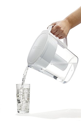 Brita Slim Water Filter Pitcher, 5 Cup