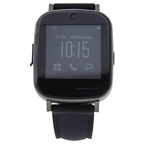 Eclock Reloj Digital para Unisex Adultos de Cuarzo con Correa en Caucho EK-G1