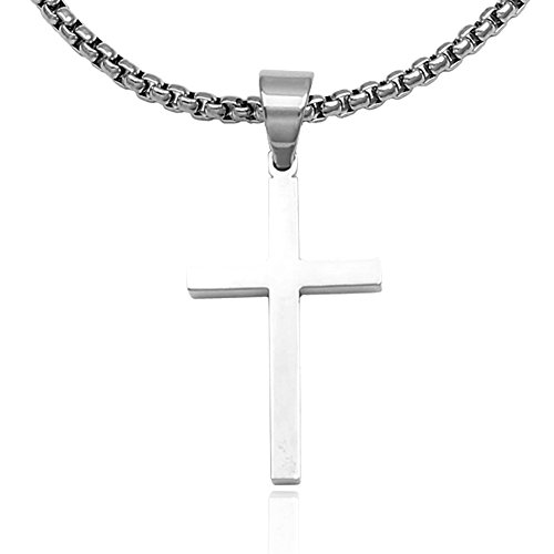 Double Cross Pendant - 16