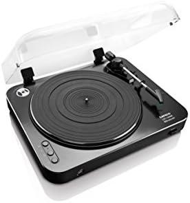 Tocadiscos LENCO LBT-120BK Color Negro, Bluetooth, USB Encoding, 2 ...