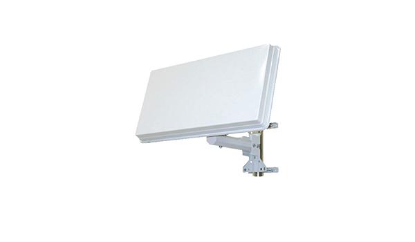 Antena parabólica 2 Salidas + LNB Satélite Astra Hotbird ...