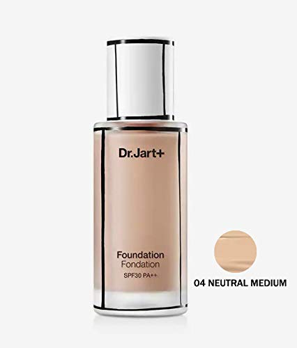 [Dr.Jart+] Dermakeup Fixison Foundation 30ml (SPF30/PA+++) (04 Neutral Medium(#23))