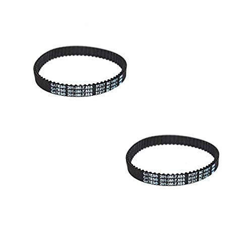 TVP 1611130 Belt-gread 2X, 2007 pro Heat revolutaion for Bissell Vacuum Cleaner by TVP