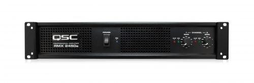 QSC RMX2450a 800 Watt 2 Channel Power Amplifier (Power Amp 800w)