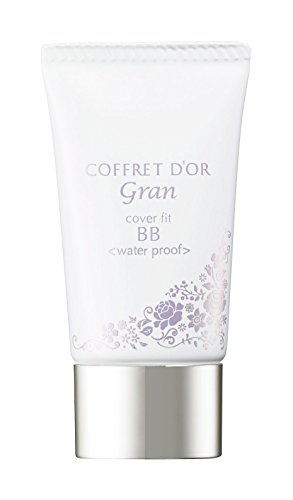 Japan Health and Beauty - Kanebo Coffret Doll Gran (COFFRET D'OR gran) cover fit BB25g (waterproof) Color: Japan Health and Beauty - Medium Beige SPF40 PA +++ *AF27*