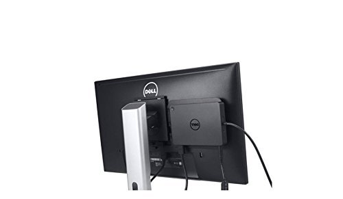 Dell Wd15 Monitor Dock 4k With 130w Adapter, Usb-c, (450-afgm)